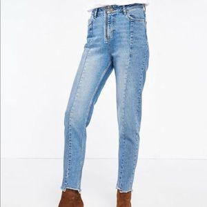 Sandro Paris Straight Cut Jeans